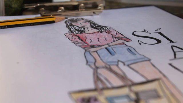 Draws NOEmeLIA verano 2012 by noelia