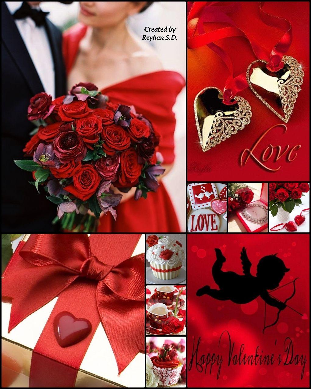 Happy Valentine\'s Day \'\' by Reyhan Seran Dursun   LADY BASIL\'S ...