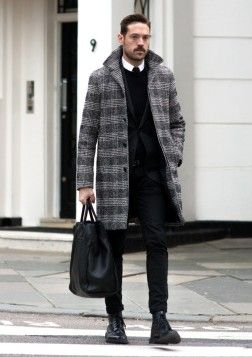Pin By Mr Deville On Winter Coats Mens Fashion Street Style Men