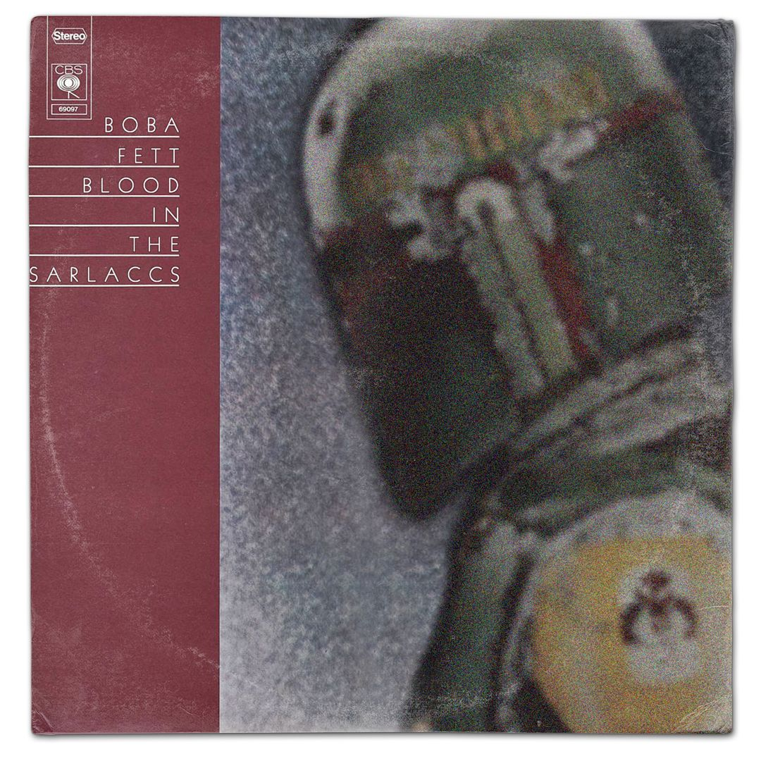 Follow My New Account Here Whythelpface Bobdylan Bloodonthetracks Starwars Bobafett Lp Album Albumar Vinyl Record Album Covers Album Covers Art Parody