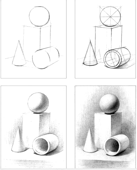 40 Geometrische Formzeichnungsideen Drawing Formzeichnungsideen Geometrische In 2020 Geometric Shapes Drawing Geometric Drawing Art Drawings Simple