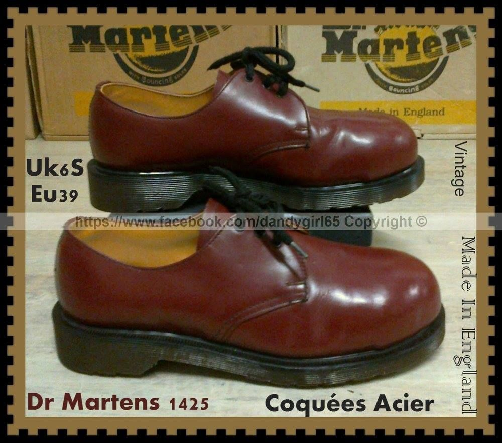 f78138db67d Dr Martens 1925 Vintage Made In England ☠ Dr. Martens Collection  Personnelle ☠ Pas à vendre ☠  dandygirl65