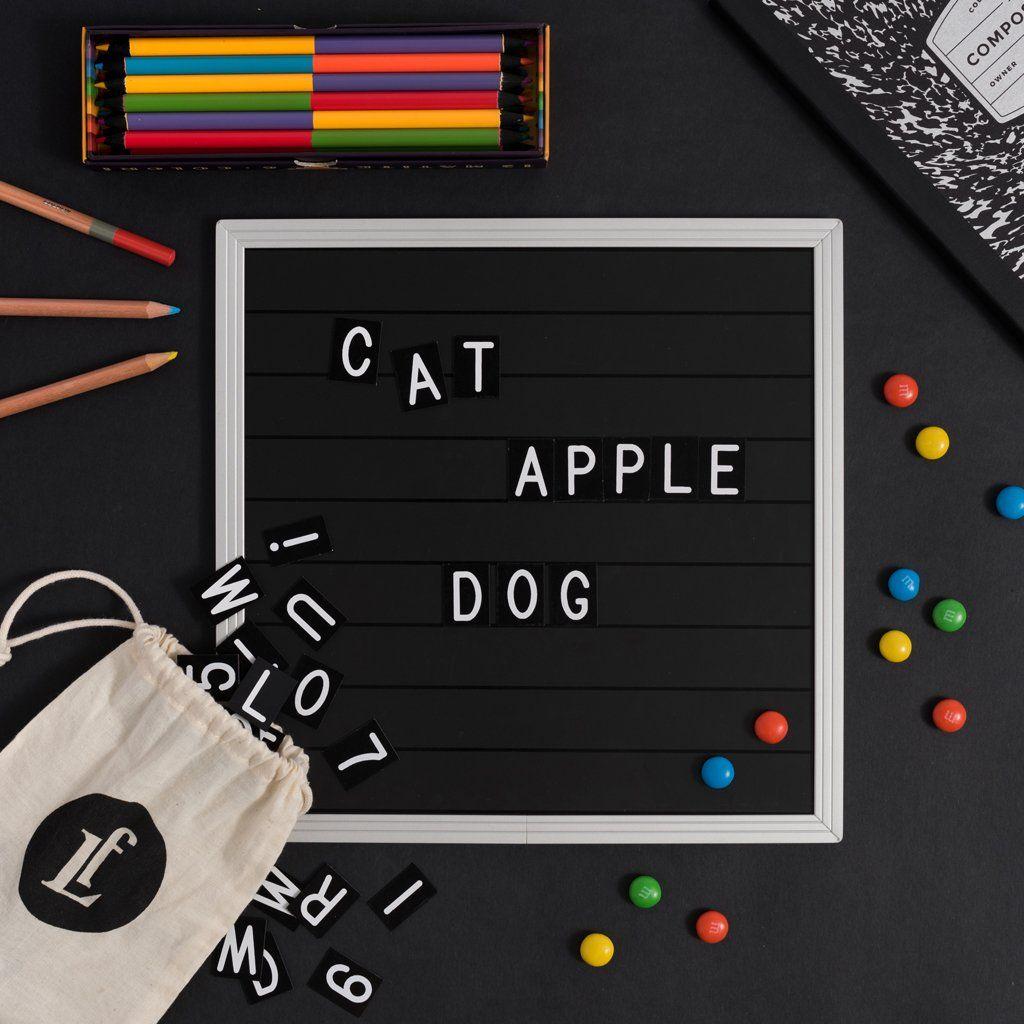22+ Magnetic letter board online ideas in 2021