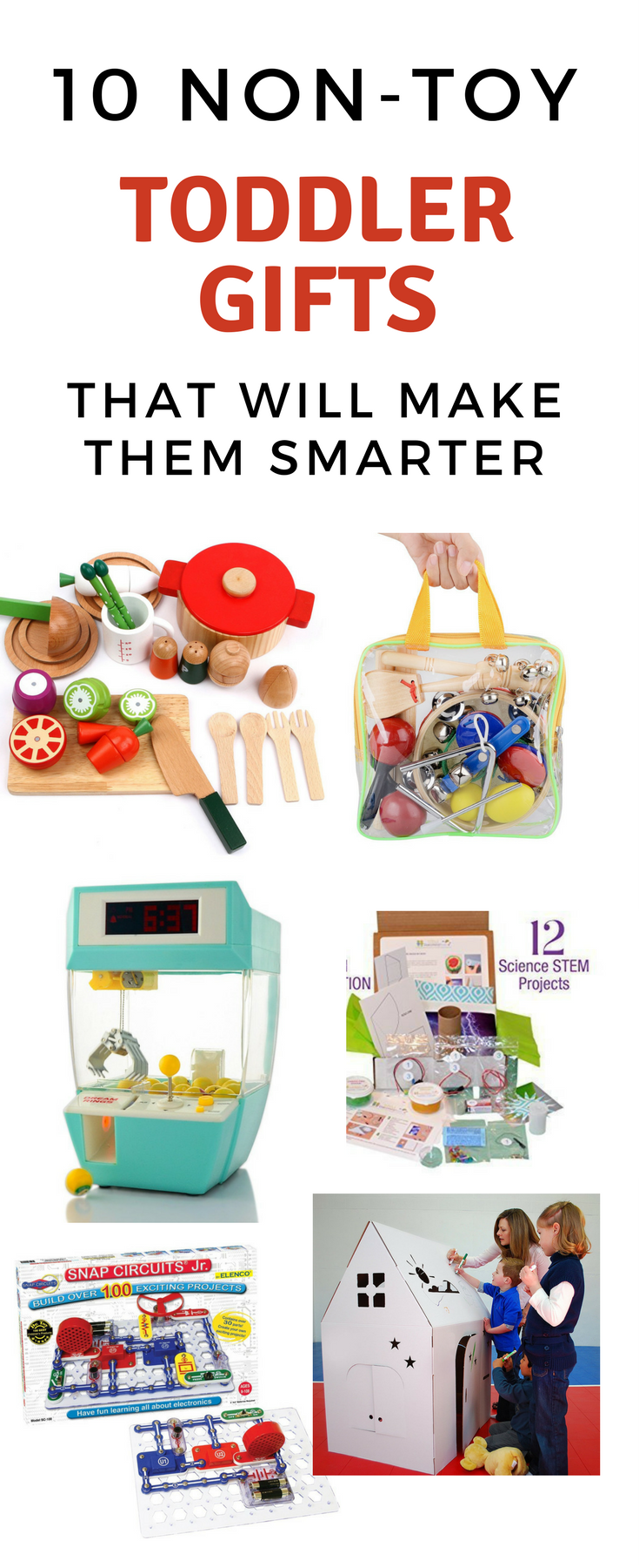 I Love These Toddler Gifts Because They Are Creative But Not Adding Another Toy To My Life