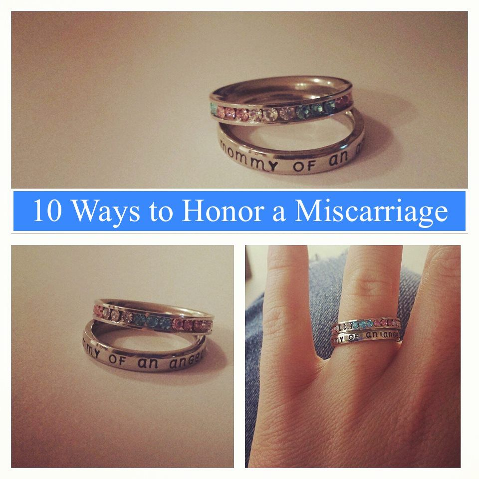 Every Child Is A Blessing 10 Ways To Honor A Miscarriage