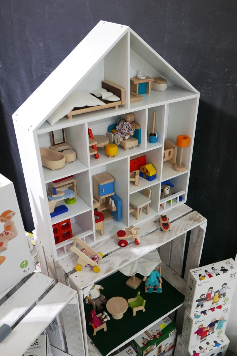 Drewniane Mebelki Dla Lalek Idealny Pomysl Na Prezent Zabawki