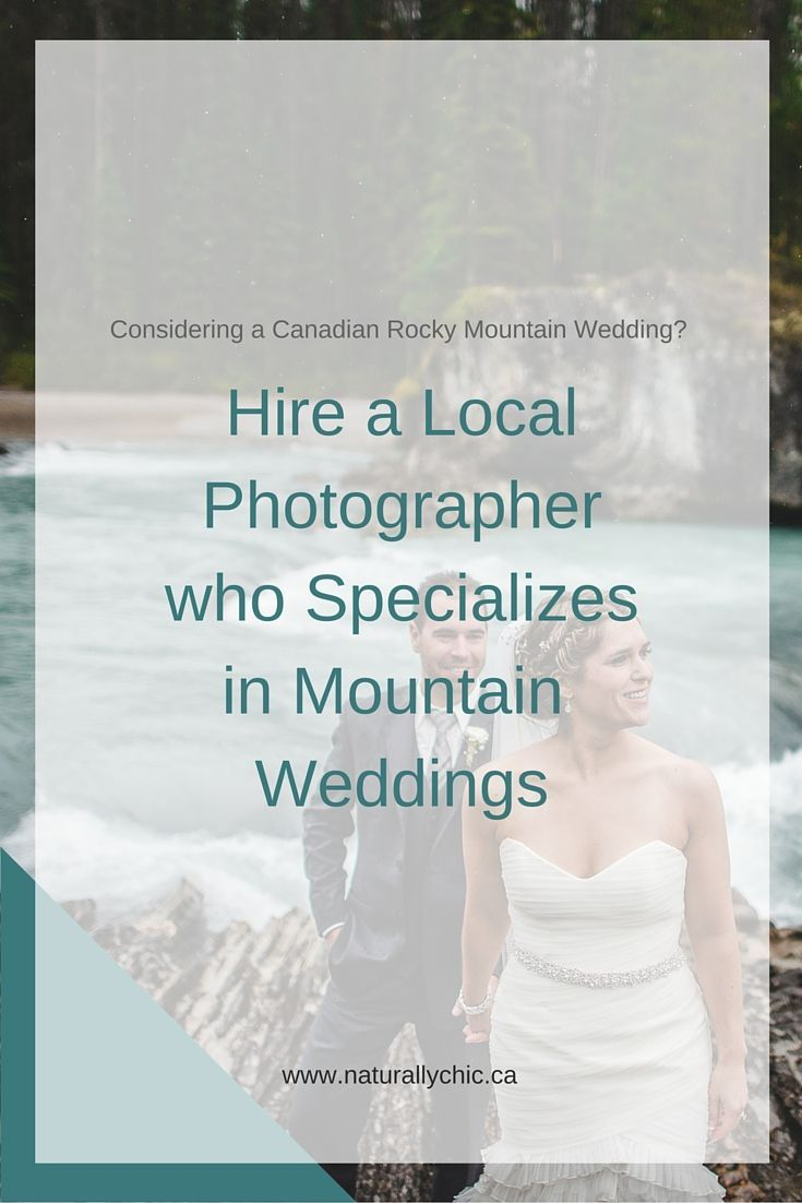 30 Tips to Planning a Canadian Rocky Mountain Destination Wedding in