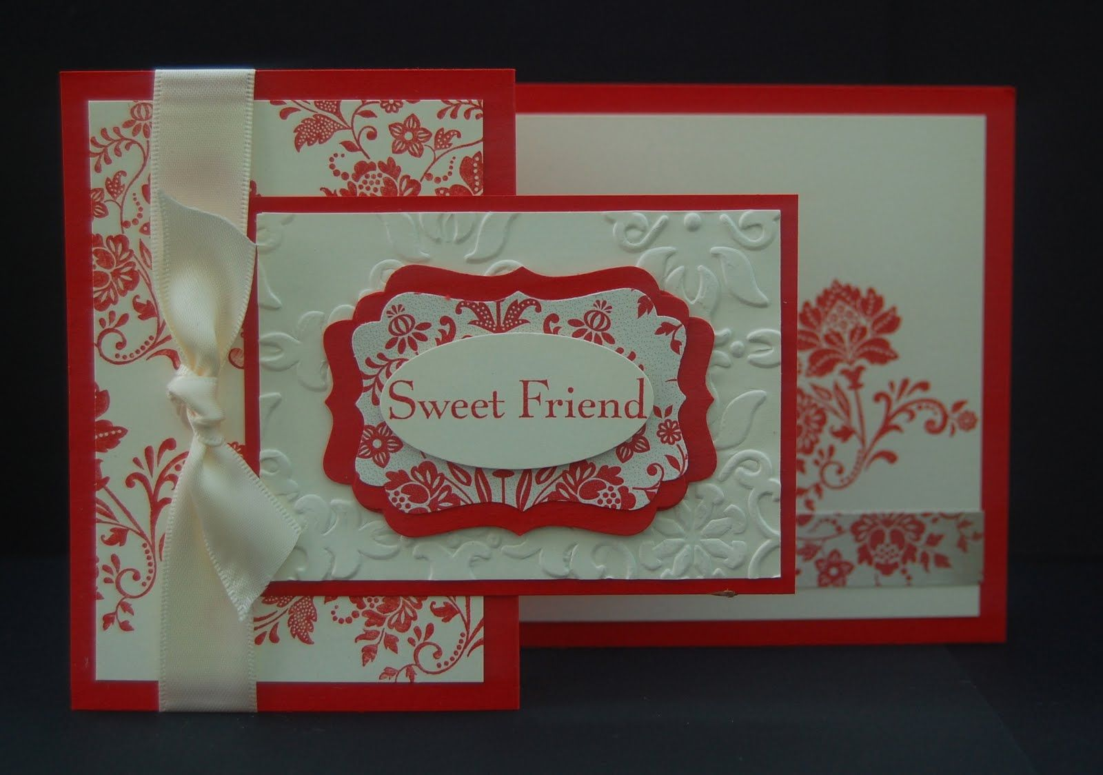 Stamp a Stack cards 40th birthday cards, Cards handmade