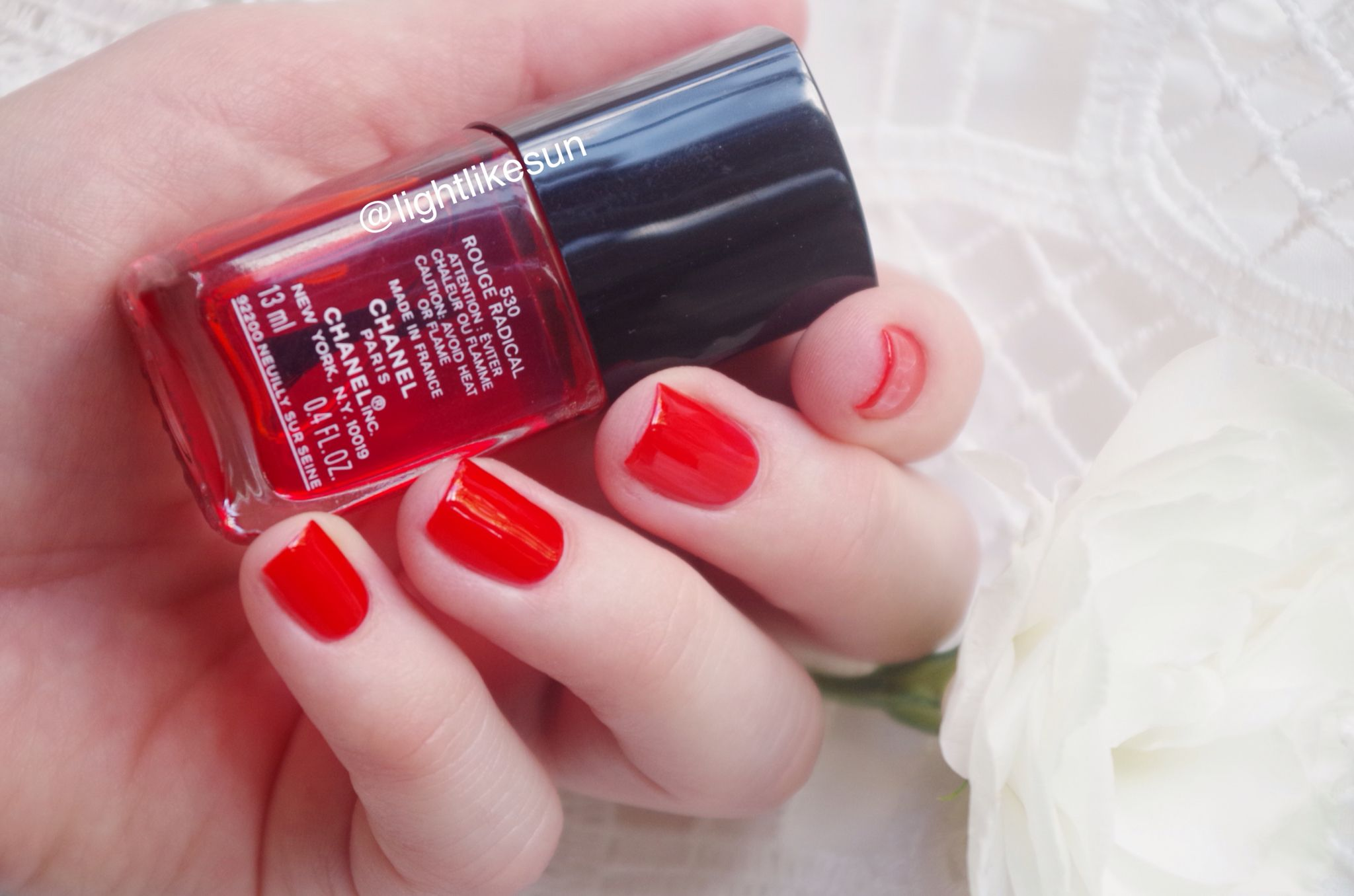 Chanel Rouge Radical 530 From The Le Rouge Collection Fall 2016 Nail Varnish Nails Nail Polish