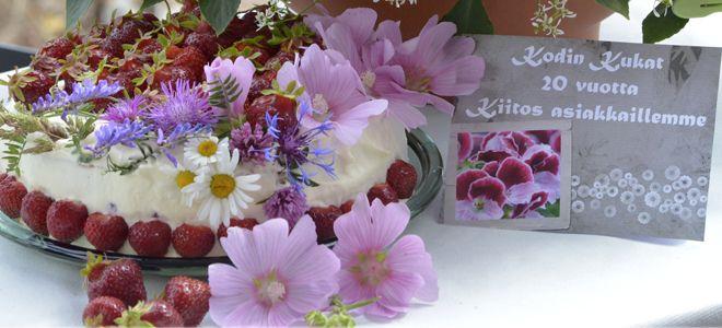 Perennat, marjat ja ruusut unelmapuutarhaasi | Puutarha.com