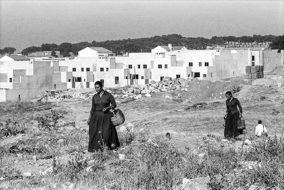 La mostra di Álvaro Siza a Rovereto -Il quartiere Quinta da Malagueira, a Evora, in Portogallo, 1977