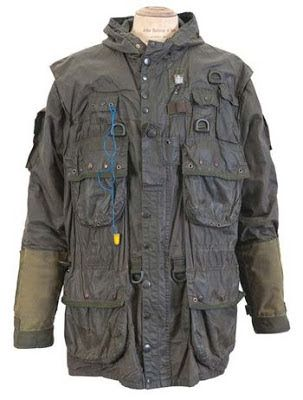 Custom Modified Jacket used in Falklands war by British Paratroopers