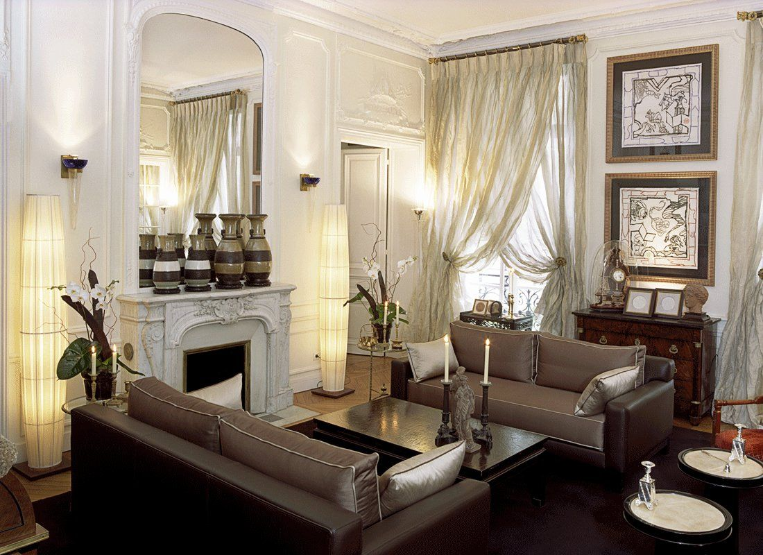 Serge Robin Was A Parisian Architect And A Renowned Decorator Who  # Muebles Duquesa
