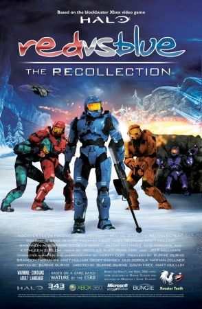 "RvB The Recollection Poster (24""x36"")"