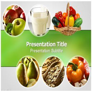 Healthy Food Powerpoint Templates  Healthy Food Ppt Powerpoint