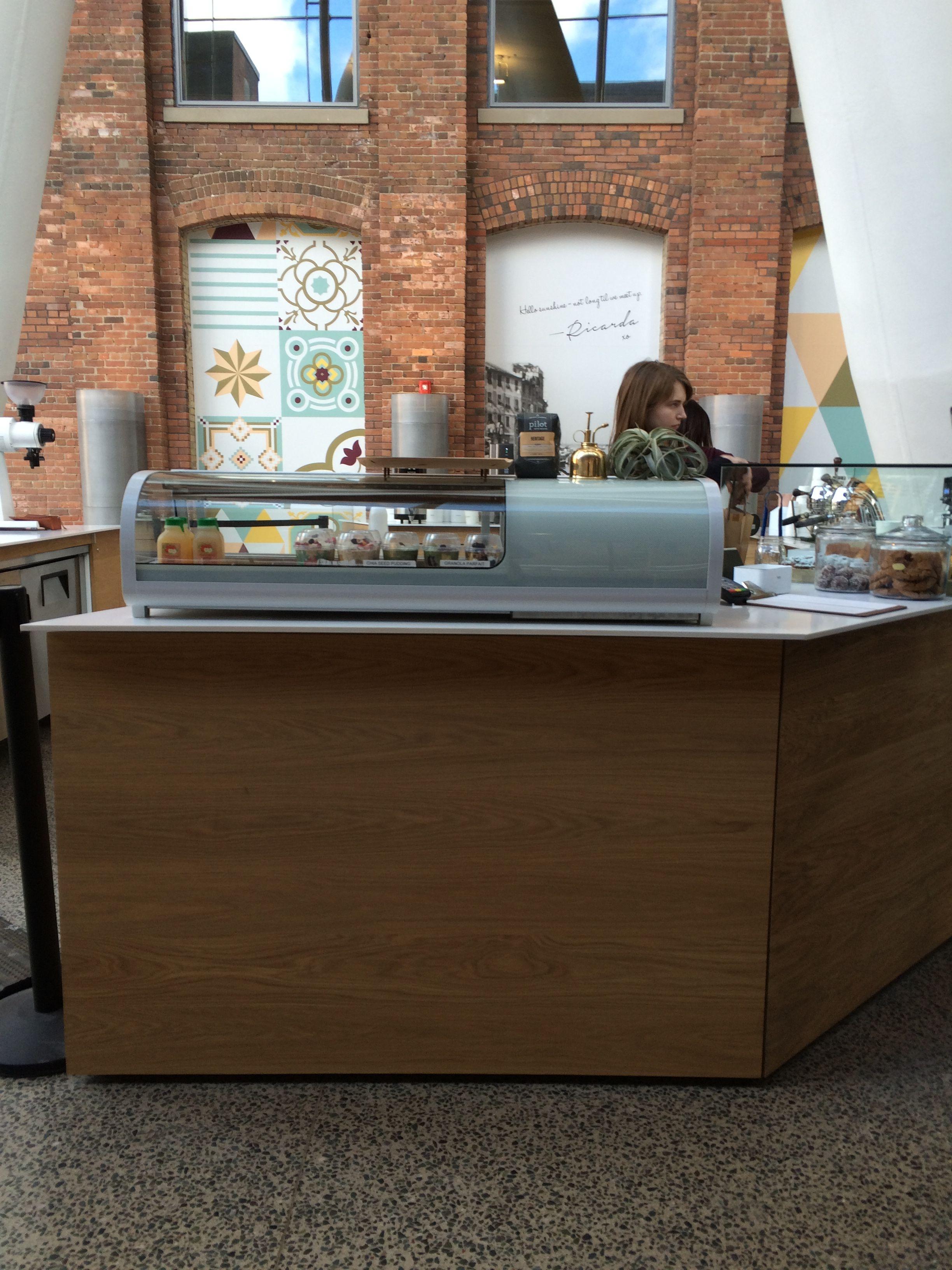 Early Bird Espresso & Brew Bar Peter St. Toronto 2016