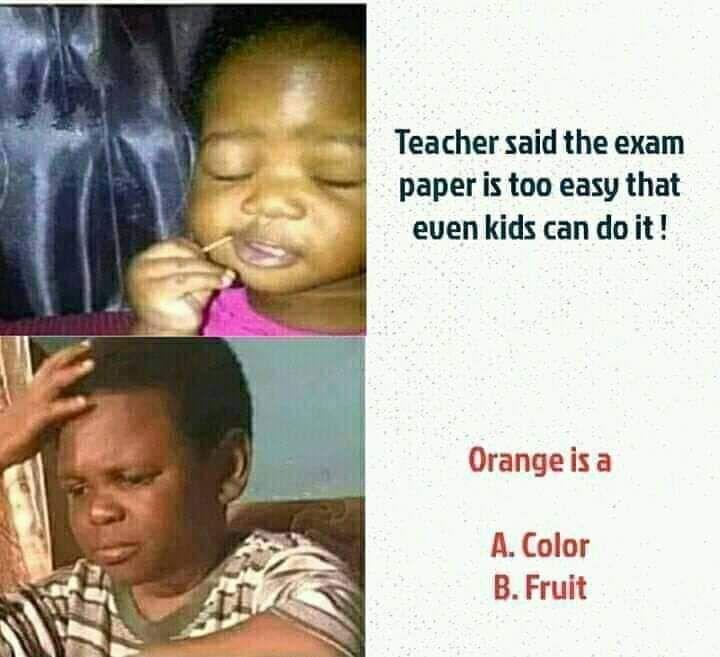 Teacher Said Exam Paper Is Too Easy Best Funny Jokes Some Funny Jokes Jokes