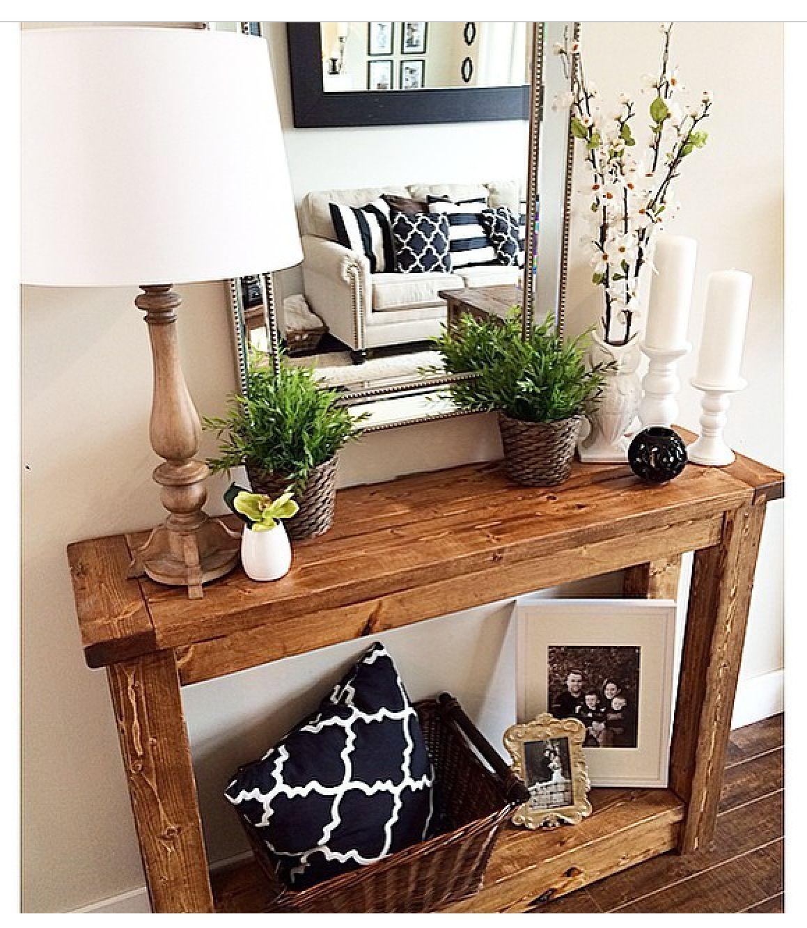 Muebles Para Recibidor De Casa