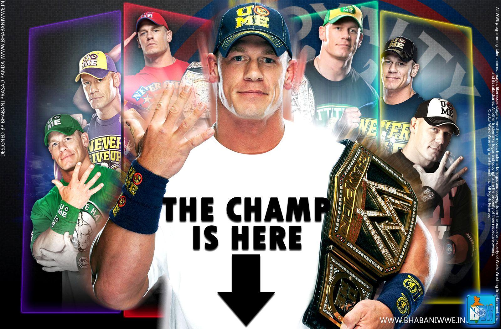 Happy Birthday John Cena 4/23 | WWE ❤ | John cena, Happy