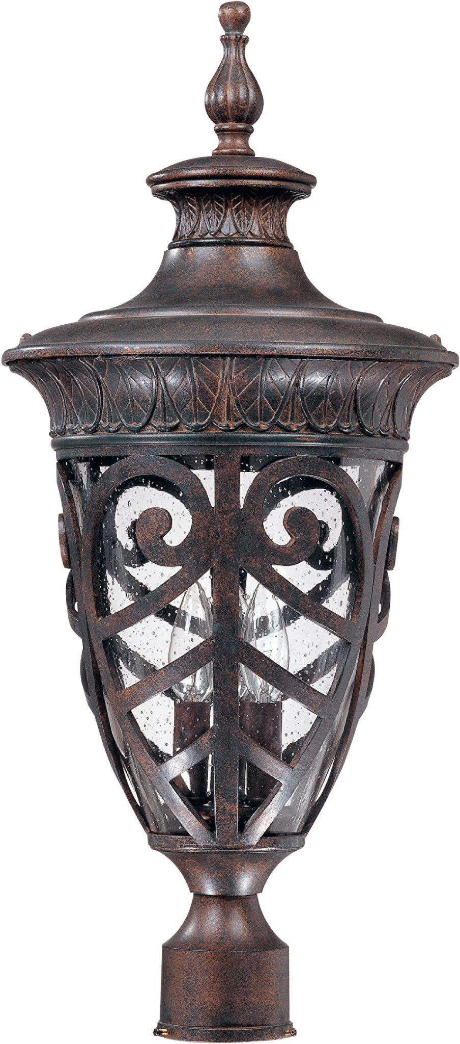 Large outdoor post lantern products