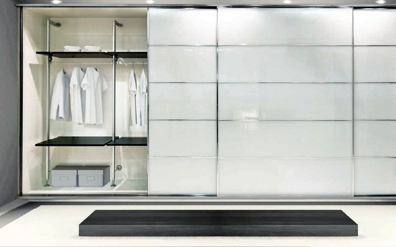 Placard Dressing Porte de placard Lit escamotable Salon - armoire ikea porte coulissante