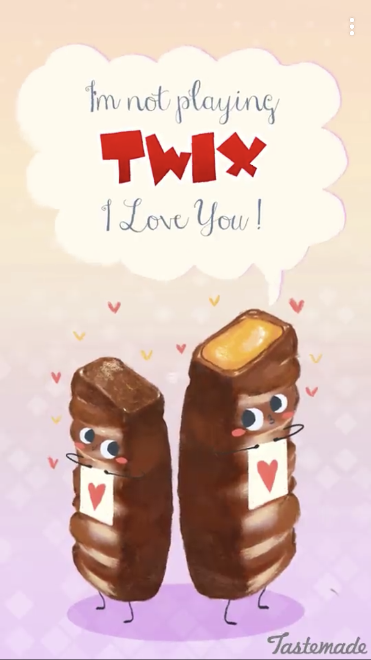 no twix pun i like my puns intended pinterest food puns cards