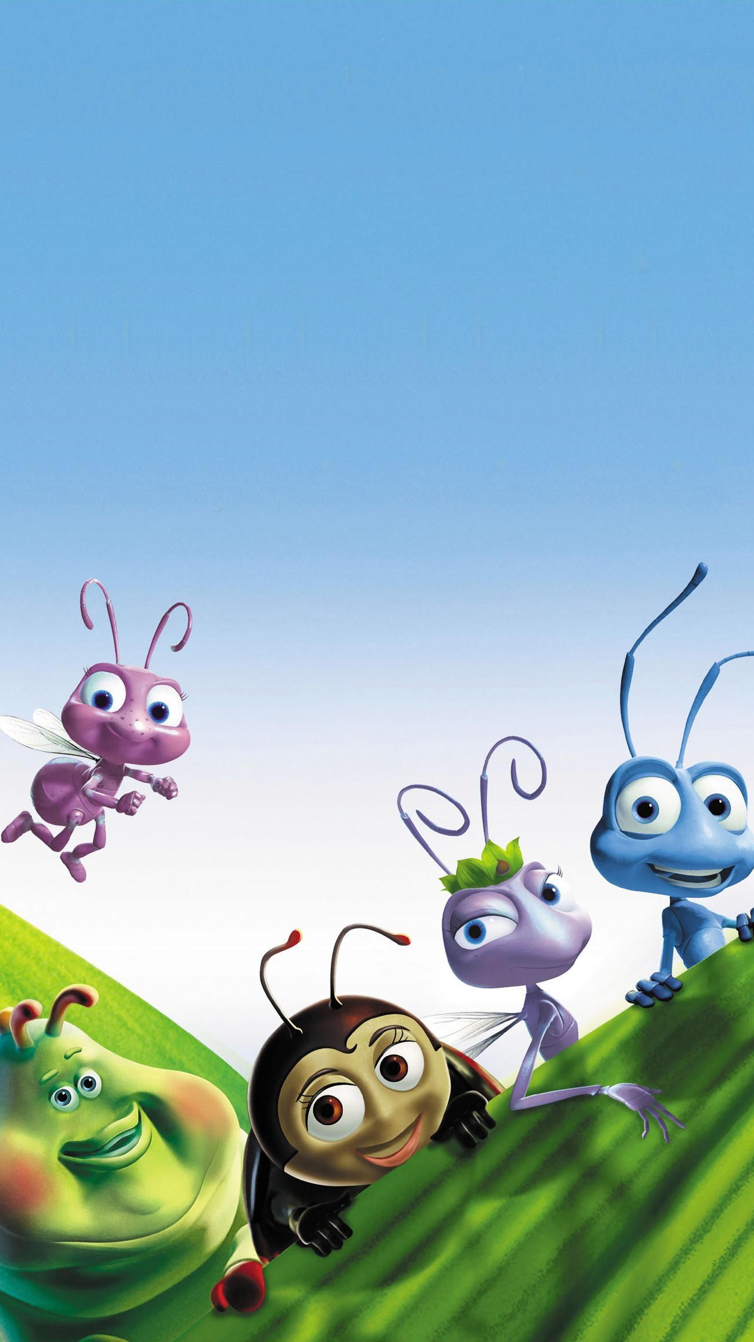 A Bug S Life 1998 Phone Wallpaper Cartoon Wallpaper Disney Images, Photos, Reviews