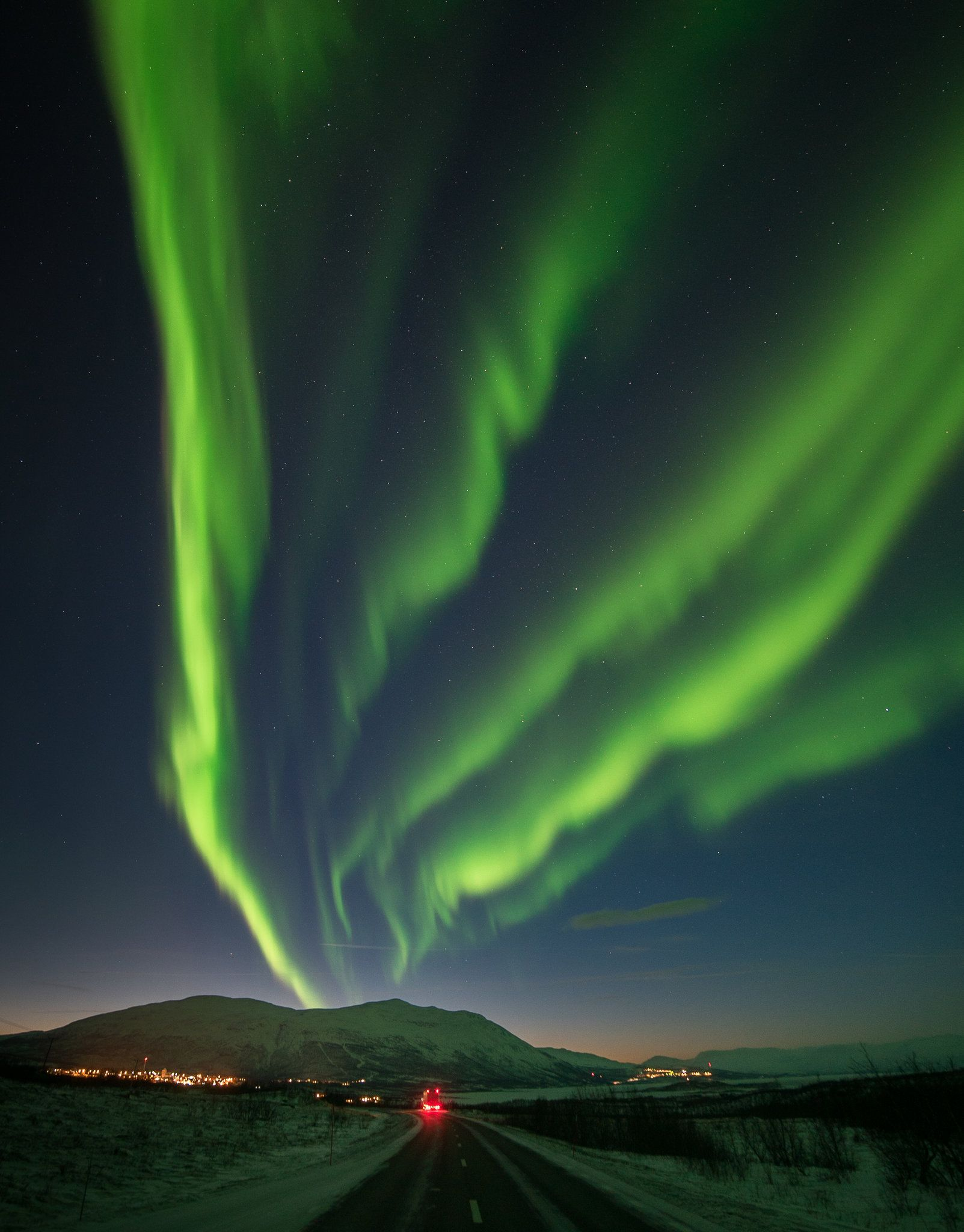 Viewing The Northern Lights It S