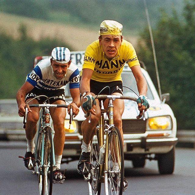 b4d8ad313be57b Herman Van Springel 1970 | Retro Cycling Gear is Back! | Cycling ...