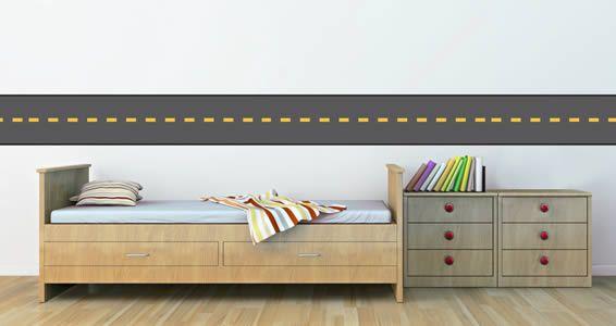 Road Wallpaper Border Google Search Transportation Room Decor Bedroom Decor For Couples Kids Bedroom Decor