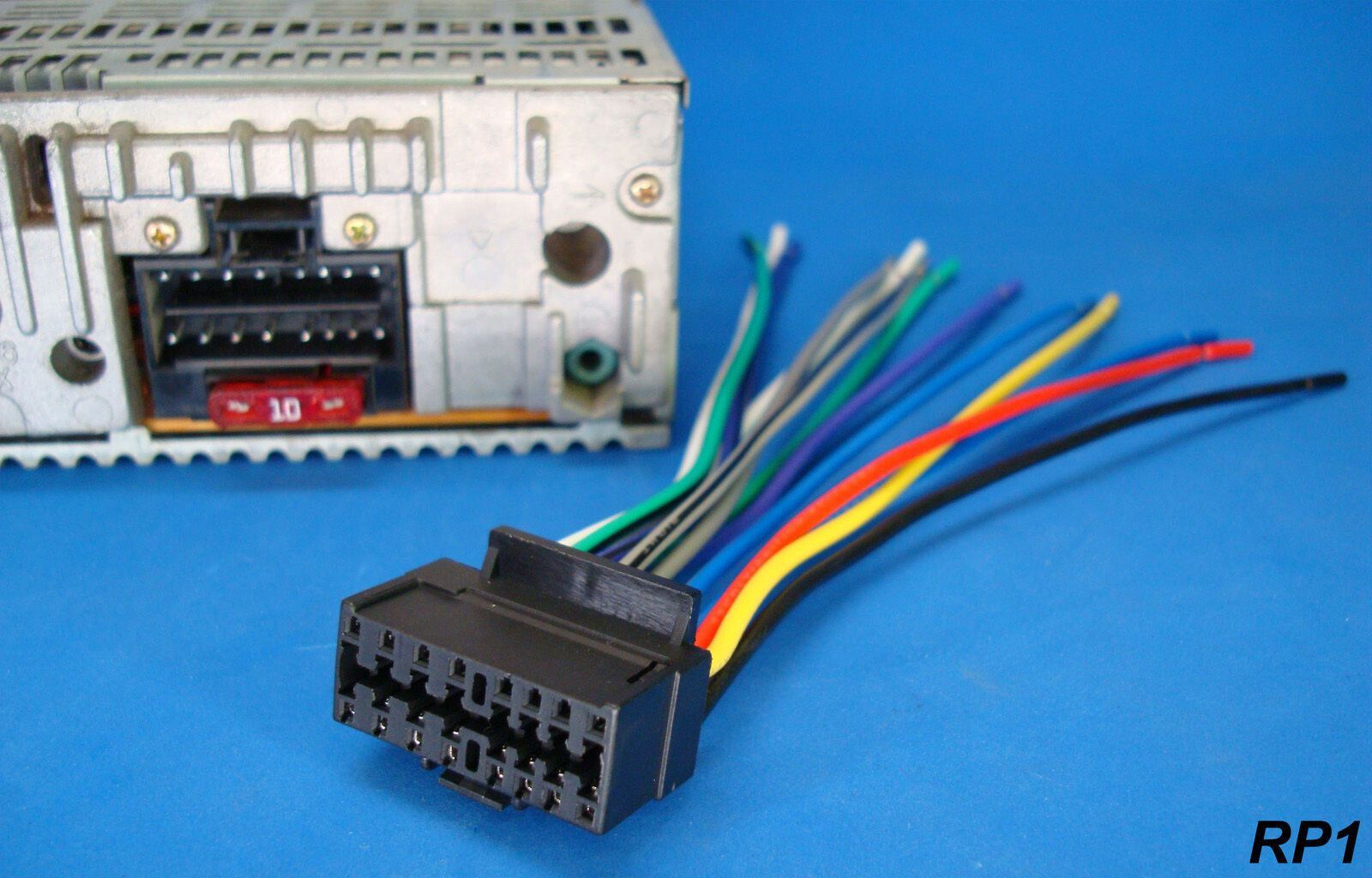 XP Audio SON40 SY40X40 40 pin Wiring Harness Aftermarket Stereo ...