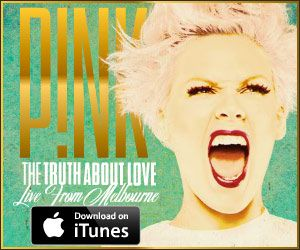 The Official P!nk Site - truth about love tour 2014