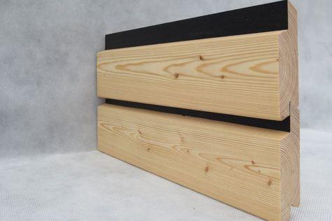 Moderne Holzfassade Aus Larche Details Der Larchenholz Fassade Holzfassade Larchenholz Fassade