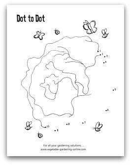 Printable Halloween Connect The Dots Worksheet For Kindergarten ...