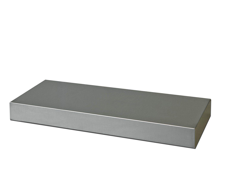 Danver stainless steel floating shelf 36inch
