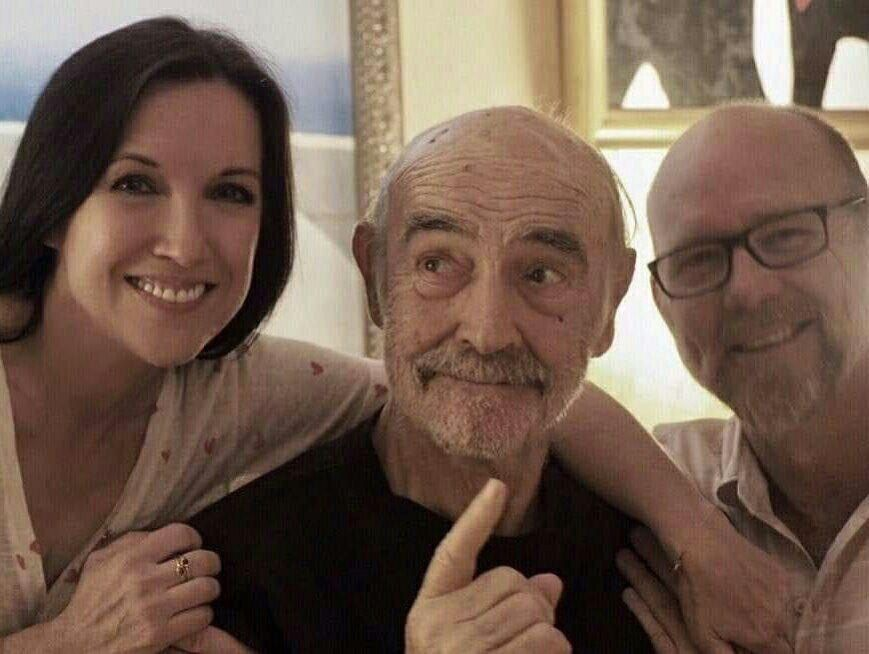 Sean Connery 007 Celebrates His 89th Birthday With His Family