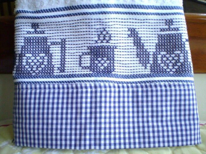 Pin de Kathy Cullison-Arnold en Huck weaving. | Pinterest | Bordado ...