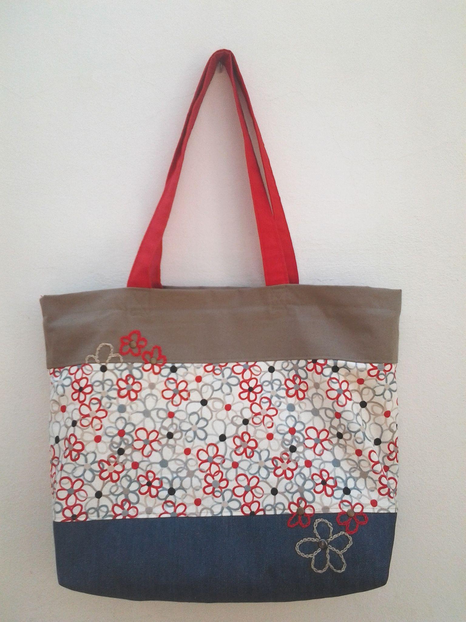 bolsos de mano realizados a mano
