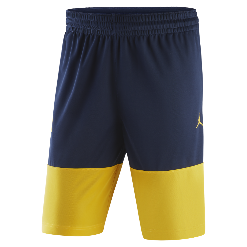 8eb474374157 Jordan College Blockout (Michigan) Men s Basketball Shorts