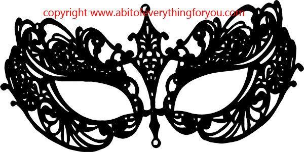 black filigree masquerade mask clipart png mardi gras digital