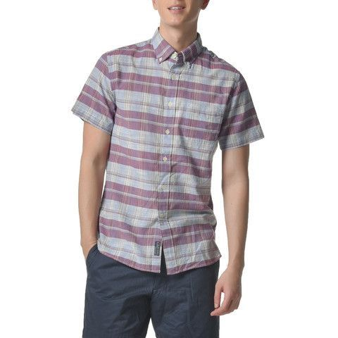 Grayers Salterton Slub Polin Shirt