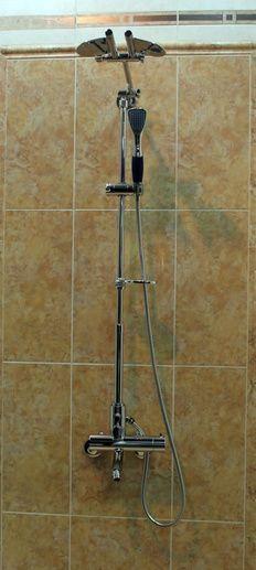 C mo limpiar el moho negro de la silicona de la ducha - Como limpiar el moho del bano ...