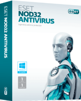 ESET NOD32 Antivirus Full Crack Patch Serial Key Activator [Latest