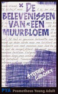 """Recensie van Laura (★★★★☆) over """"De belevenissen van een muurbloem"""" van Stephen Chbosky   Prometheus, 2011 (1e druk), 256 bladzijden, vertaald door Roos van de Wardt   Een gevoelige puber schrijft brieven over zijn leven aan een denkbeeldige vriend.   http://www.ikvindlezenleuk.nl/2014/08/stephen-chbosky-de-belevenissen-van-een.html"""