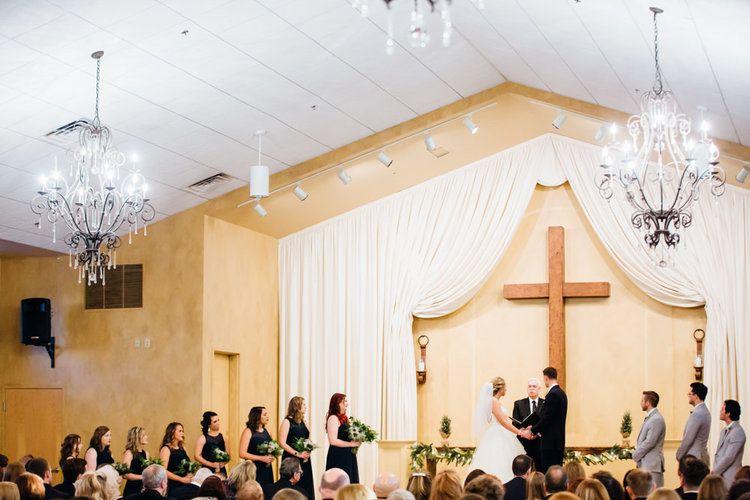 Wedgewood Black Forest | Winter Wedding in Colorado ...
