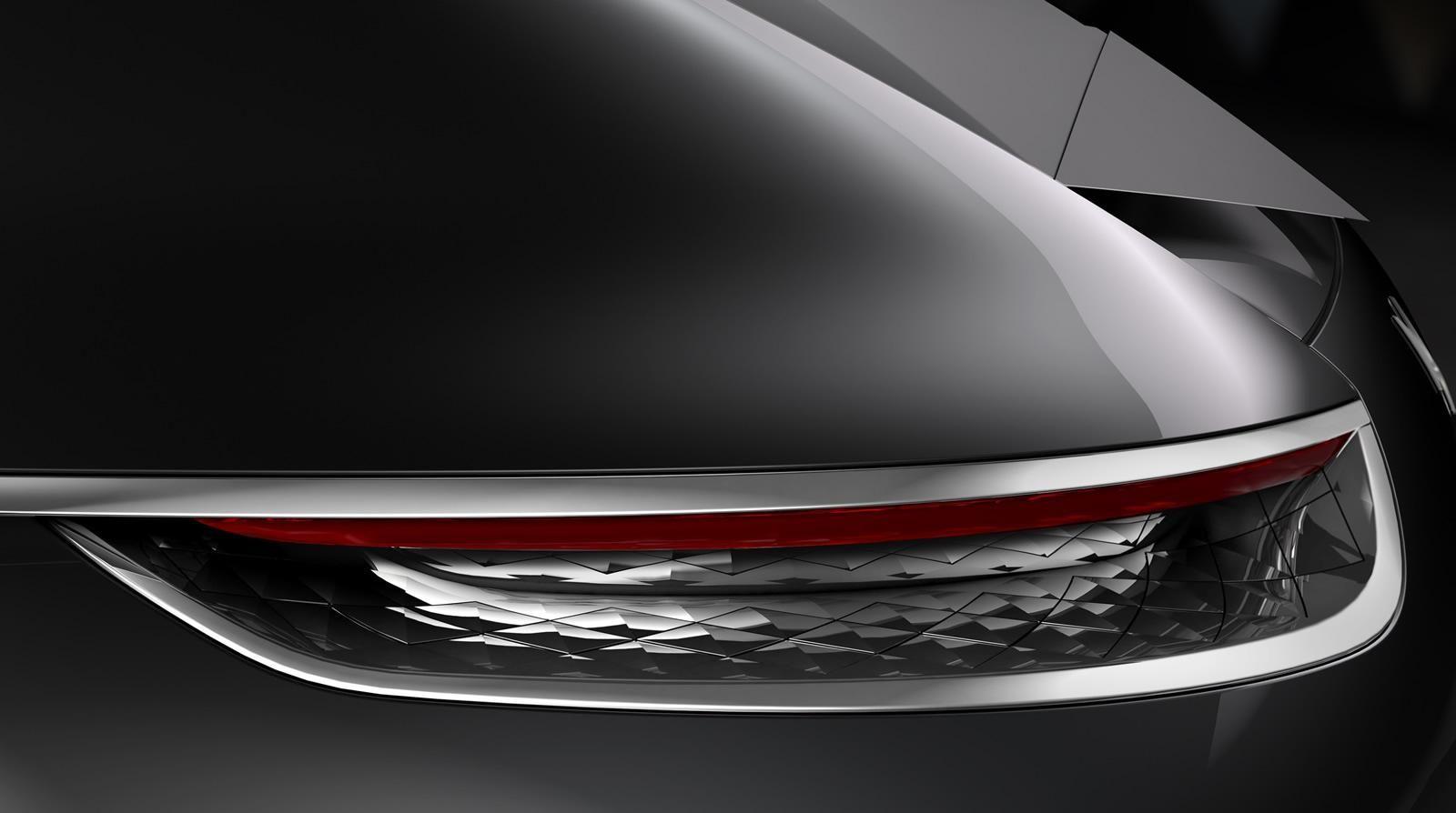 Welcoming Citroen Divine Ds Concept Future Concept Cars Concept