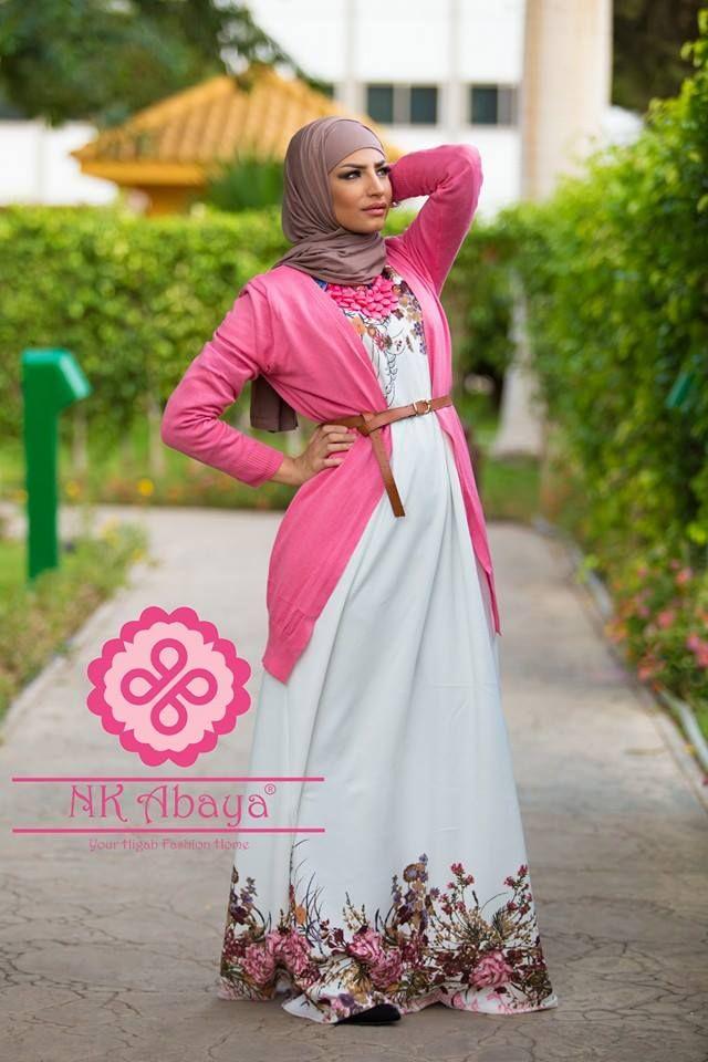 Hijab fashion trend 2015 Hijab fashion outfits by Nk designs http ...