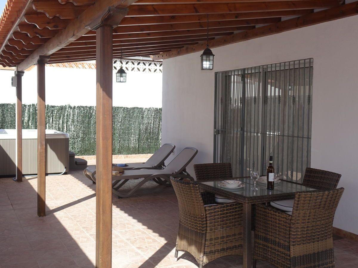 Holiday House Casa Iris Callao Salvaje Ferienhaus Teneriffa Ferienwohnung