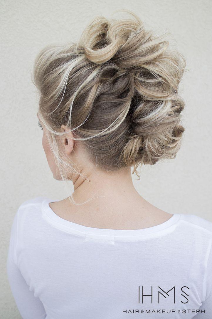 Penteado de casamento penteados Pinterest Peinados, Cabello y