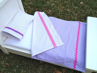 TIP: sew your ribbon details first then right sides together.